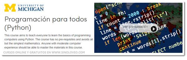 Programación para todos