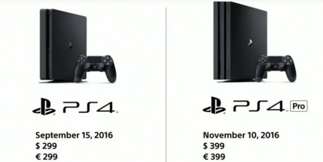 comparing PS4 standard with PS4 Slim