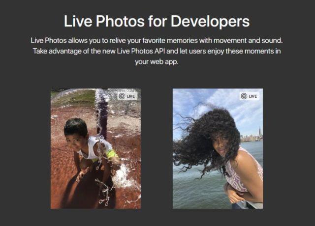 LivePhotosforDevelopers