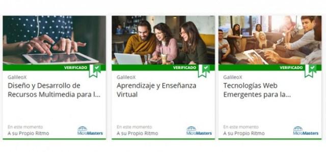 Cursos sobre aprendizaje virtual