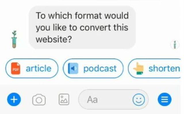 Converter-bot
