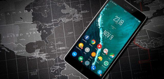 Mayores zonas con empleo de las redes sociales