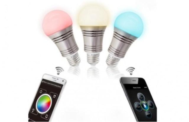 Bombillas LED Bluetooth
