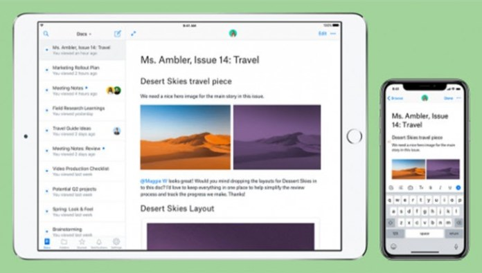 Dropbox Paper adds new features