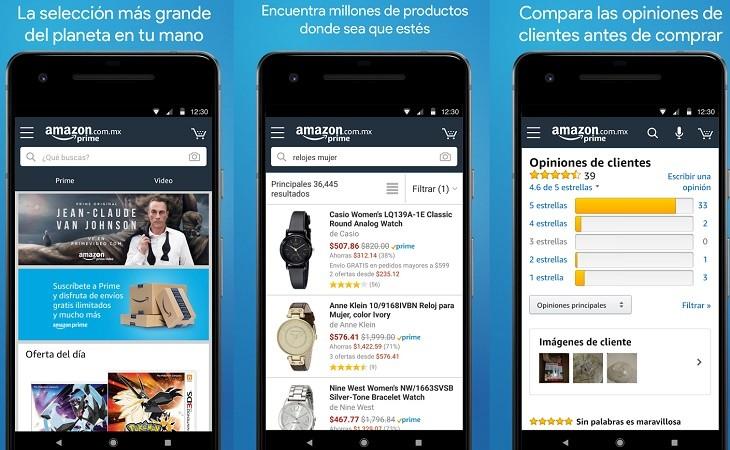 Amazon compras app