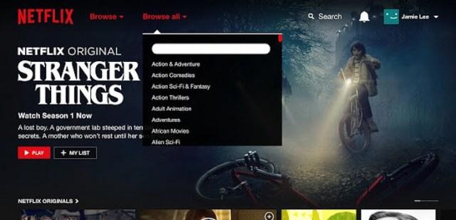 Better Browse Netflix