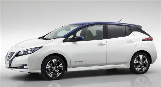 Nissan Leaf 2018 40 kWh
