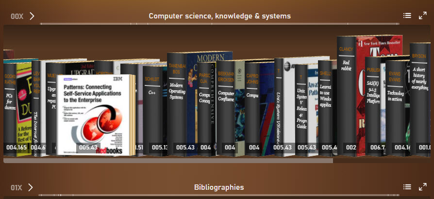 Library Explorer