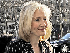 author Rowling