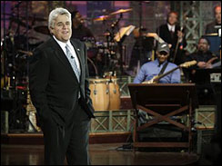 Excuse me, but didnt you used to be Jay Leno?
