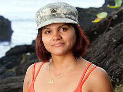 Office assistant Sandra Diaz-Twine overcame her fellow villains, 27-year-old former boxer Parvati Shallow and 37-year-old oil company owner Russell Hantz, to win the $1 million grand prize on _Survivor: Heroes vs. Villains,_ Sunday, May 16, 2010.