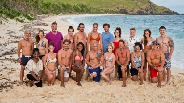 Image result for Pictures from Survivor game changers family episode