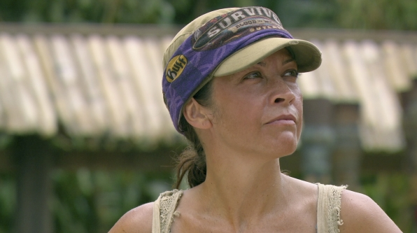 Laura in the Season 27 Finale