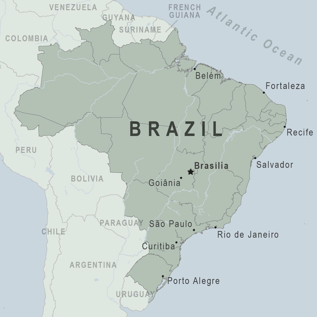 Brazil Traveler View Travelers Health Cdc