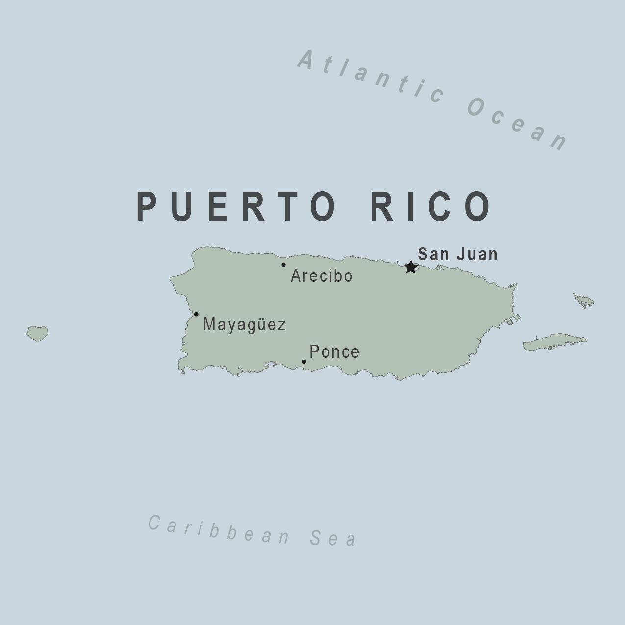 Puerto Rico U S