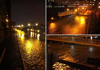 Sandy sugli Usa, New York sott'acqua