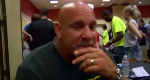 Goldberg Crying for Danny
