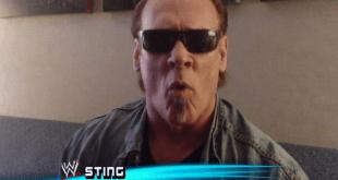 Sting WWE Network