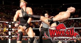 Cesaro vs Jack Swagger EX