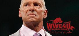 Vince McMahon Upset