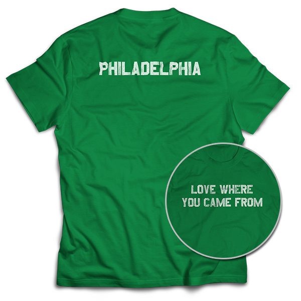 Love Where You Came From – Philadelphia