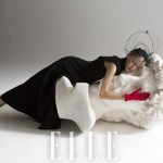 [Feature] Tong Liya is elegant for Elle