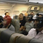 [Weibo Viral] Recent Photos of Passengers in a United Airlines' Plane Draw Attention