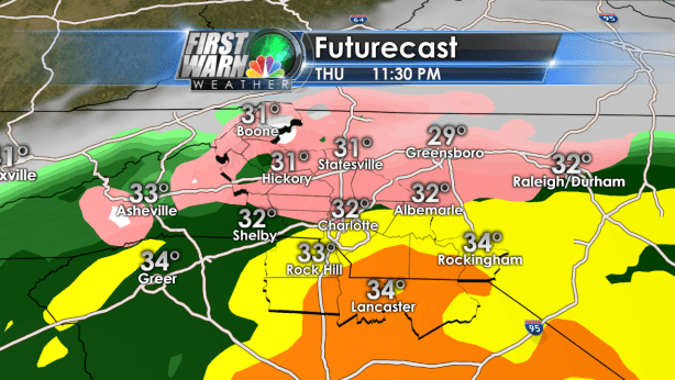 Futurecast HD 68 hours  Temps2