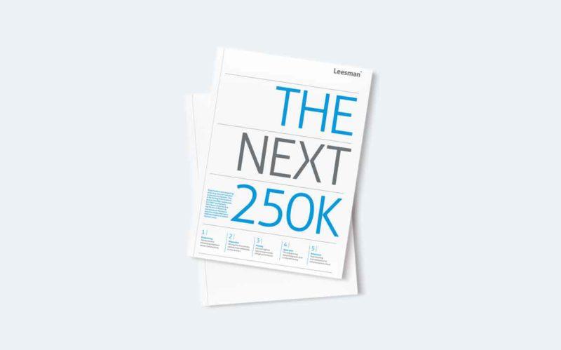 The Next 250k Leesman