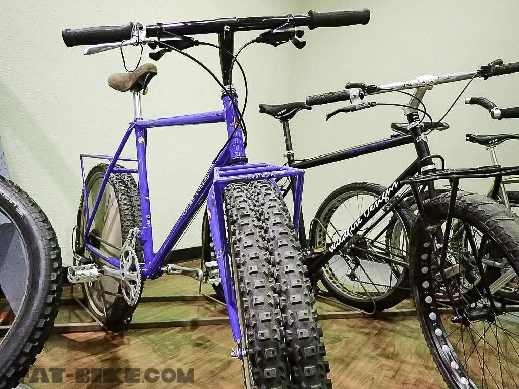 History of Fat Bikes