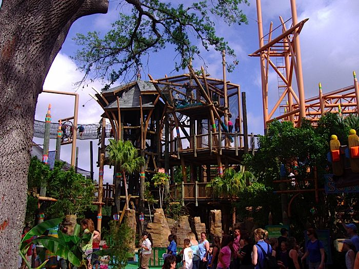 Jungala Busch Gardens Tampa Florida Wyatt Design