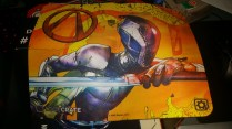 Borderlands Mouse Pad