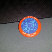 Cyber Button