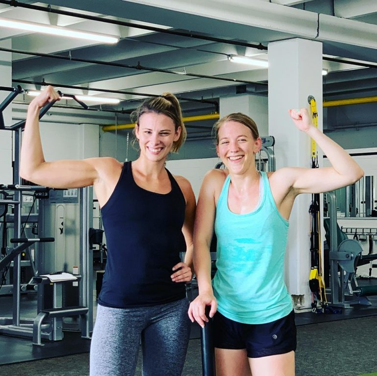 PESFIT is providing locals in Norge a place to learn how to build and continue healthier lifestyles. (WYDaily/Courtesy PESFIT)