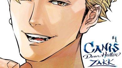 Photo of Nowy tytuł od Dango: CANIS -Dear Hatter-