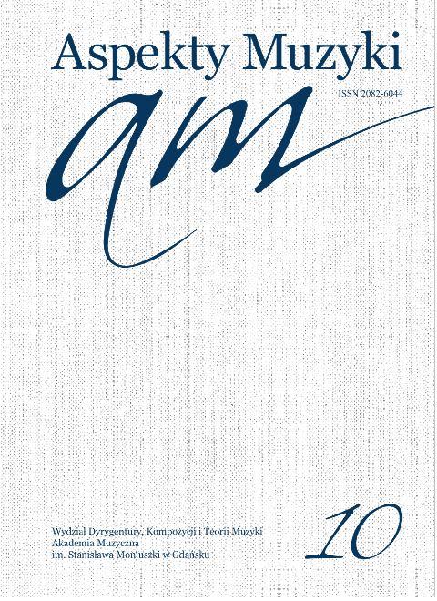 Aspekty Muzyki 10 - okładka