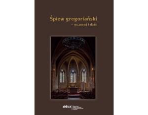 Okładka Musica Sacra 16 - śpiew gregoriański wczoraj i dziś
