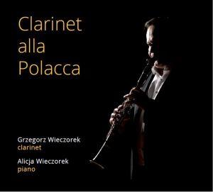 Okładka płyty Concerto alla polacca