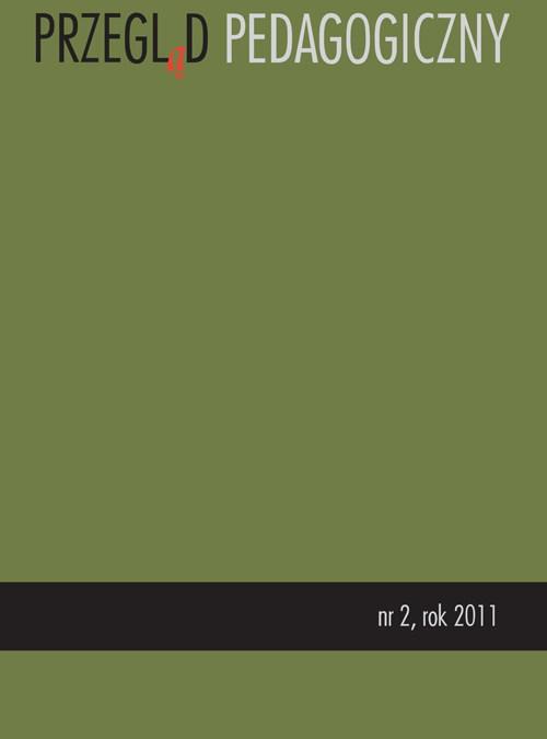 Przegląd Pedagogiczny nr 2/2011