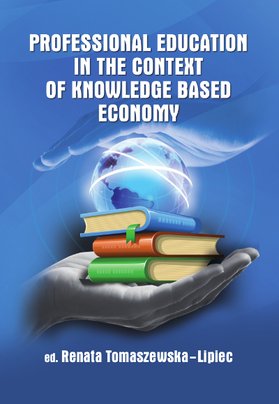 Professional education in the context of knowledge based economy