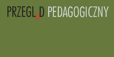 Przegląd Pedagogiczny nr 1/2015
