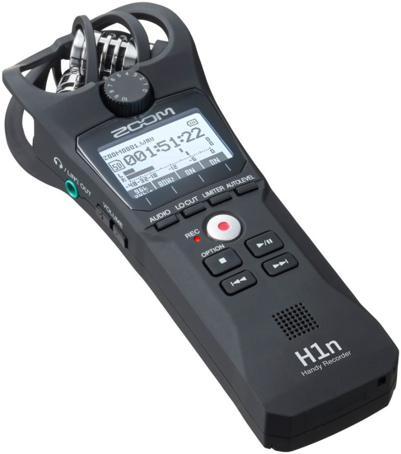 Hire Zoom H1n Audio Recorder West Melbourne Geelong
