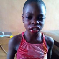 See what a mother did to her own child in Benin (photos)