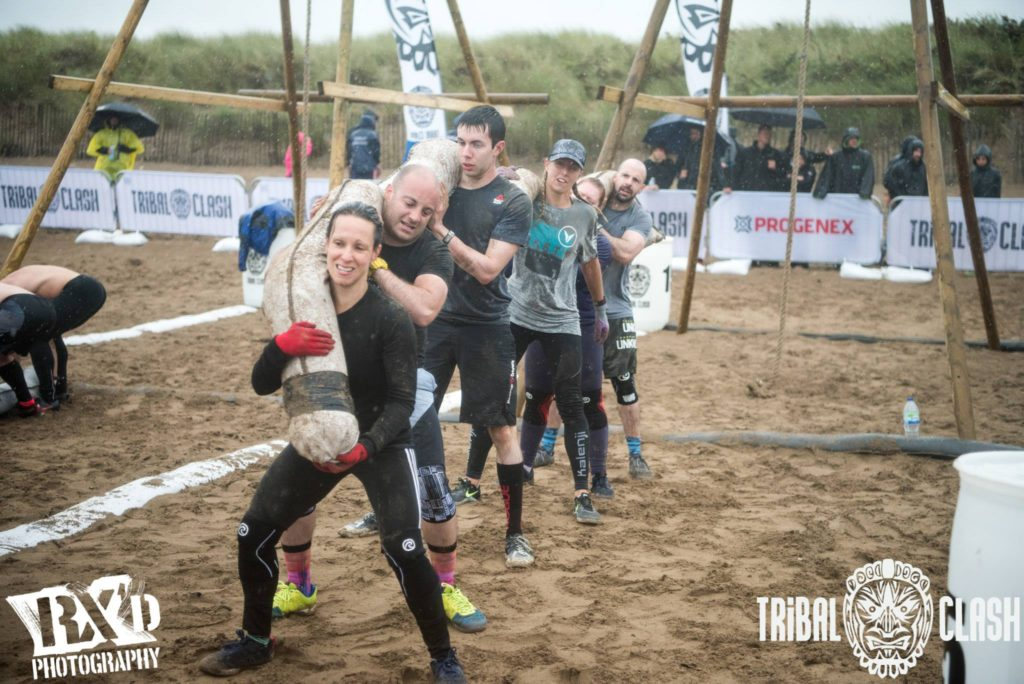 Tribal Clash UK - Sandstorm Event