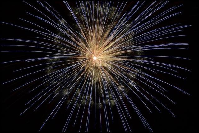 fireworks - how to celebrate