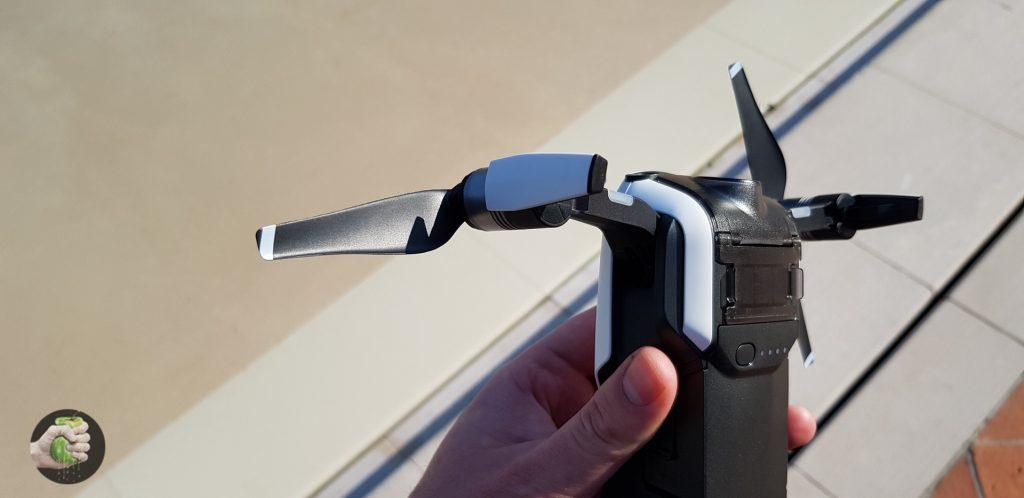 Посмотреть сменная батарея mavic air combo кронштейн телефона android (андроид) phantom самостоятельно