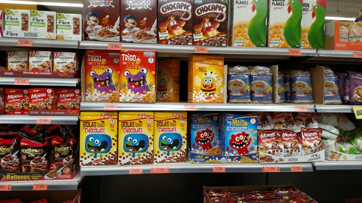 Spanish Cereal