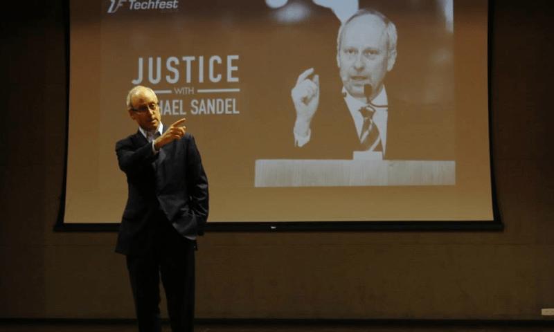 Michael Sandel: Was man für Geld nicht kaufen kann