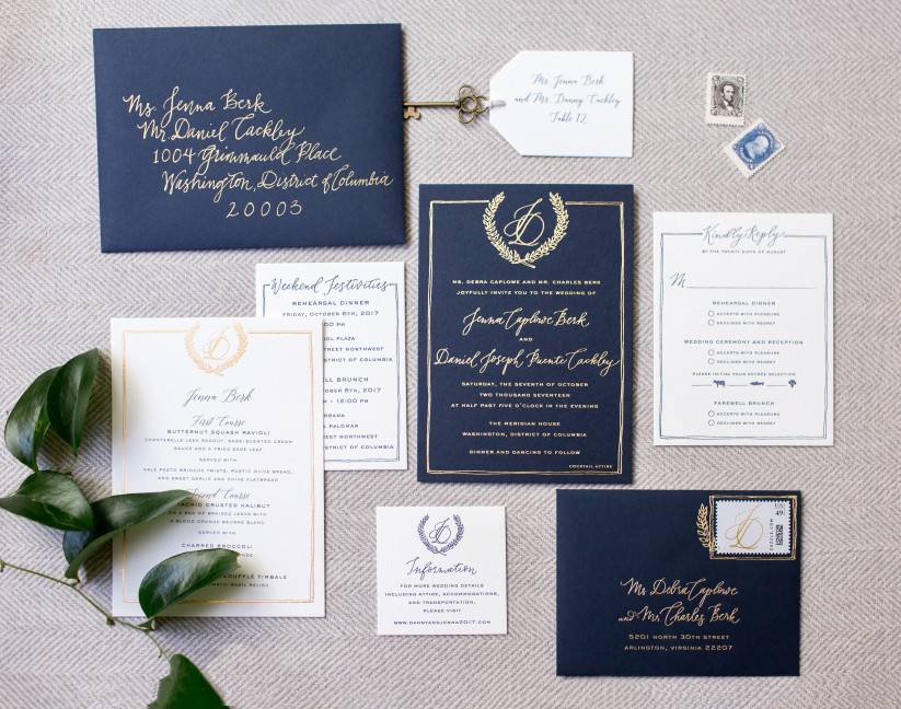 NAVY STATIONARY BLOG