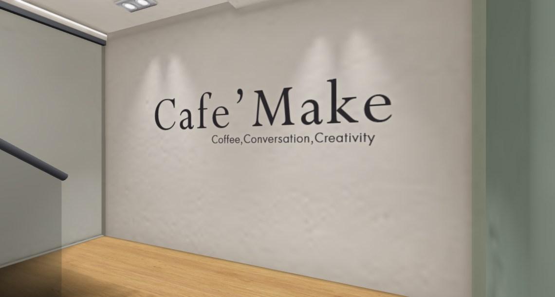 Cafe'Make Art Gallery